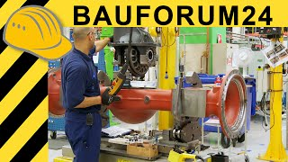 Volvo Construction Equipment Factory Tour & Museum in Eskilstuna - Bauforum24 TV Documentary