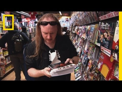 Super Collectors | Comic Store Heroes