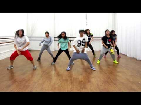 AGNEZ MO COKE BOTTLE DANCE CHOREOGRAPHY DANCE VIDEO