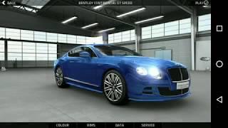 Sportscar challenge 2 - Bentley continental GT speed