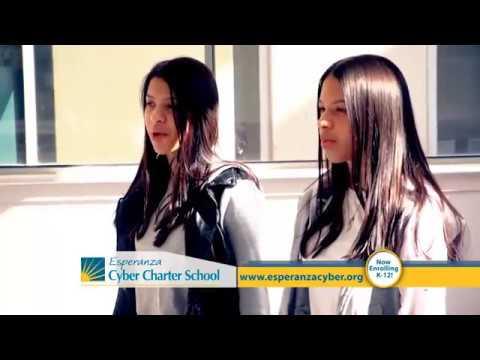 Esperanza Cyber Charter School Ad
