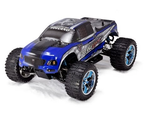 RedCat Racing Volcano EPX Pro 1/10 R/C Monster Truck Review