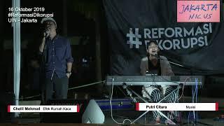 jakartanicus Live 16 Oktober 2019  - #REFORMASI DIKORUPSI