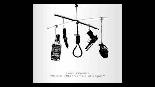"Zack Hemsey - ""R.E.F. (Warrior"