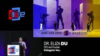 Dr. Eliza Du (Integem Inc.): Wie Erstellen Holographische AR Erfahrungen in Minuten
