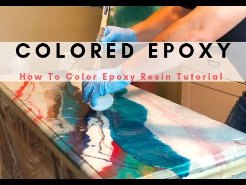 Crystal Clear Epoxy Resin Coating Review | Epoxy Countertop DIY