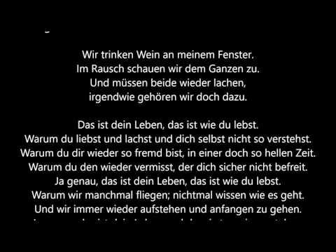 Philipp Dittberner - Das ist dein Leben (David BM Cover)
