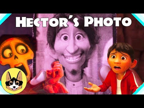 Where did Hector's Photograph Come From?  Who Cursed the Guitar?  |  Disney Pixar Coco Theory