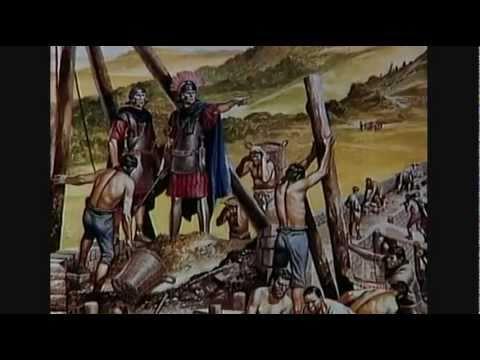 The Roman War Machine -Episode 3:'Roman Siege Warfare'-Part 2/3