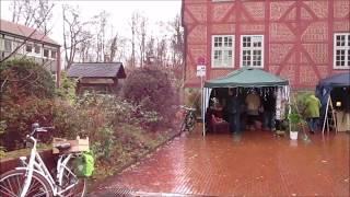 Weihnachtsmarkt im Logenhof Kesslerstrasse  in Hildesheim