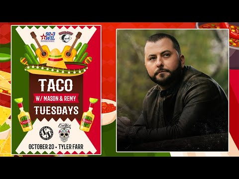 Taco Tuesday w/ Tyler Farr