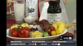 Eat Your Way to a Better Night's Sleep (3/12/16 on KARE 11)