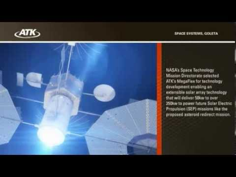 ATK's solar electric propulsion technologies