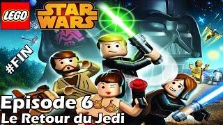 LEGO Star Wars FR - Episode 6 : Le Retour du Jedi #FIN