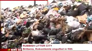 News 360 -Brittanian Residents Engulfed in Filth - 6/5/2014