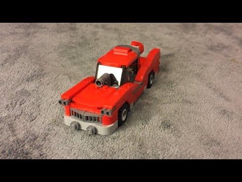 Lego Fallout Car (Episode 8) Moc Monday