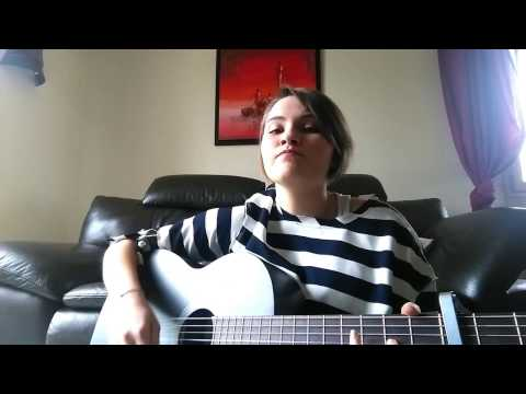 Vianney - Je M'en Vais (cover)