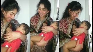 Actress Sai Pallavi Singing Song for a baby to Sleep | Tollywood Nagar