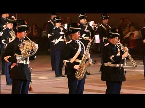 The Netherlands Military Tattoo 2013 - Nationale Militaire Taptoe Rotterdam 2013 - Total Performance