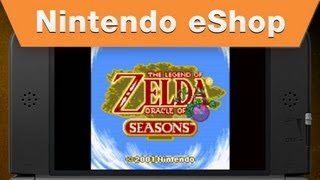 Nintendo eShop - The Legend of Zelda: Oracle of Seasons Trailer