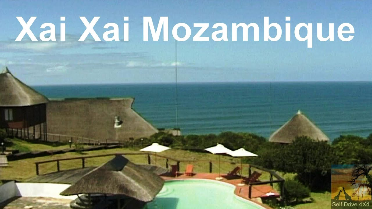 Self Drive Xai Xai Mozambique YouTube