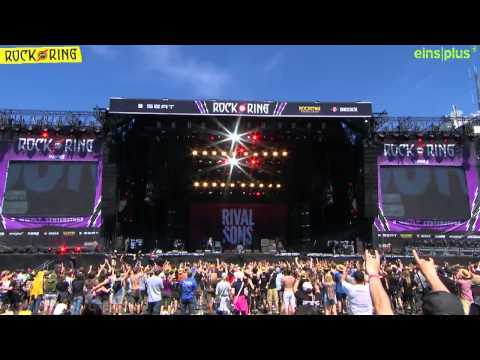 Rival Sons - Live at Rock am Ring 2014