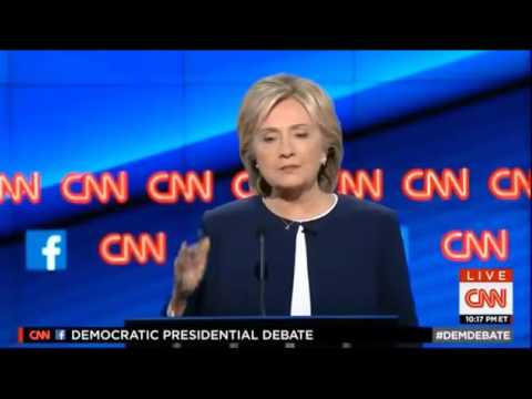 Candidates on Immigration Reform at First Democratic Presidential Debate