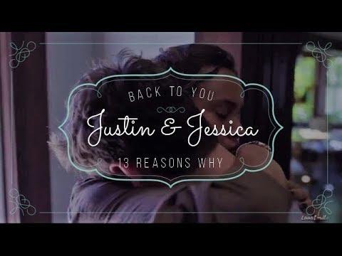 Justin Foley & Jessica Davis 》 back to you