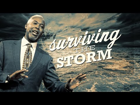 Surviving the Storm | Bishop Dale C. Bronner | Word of Faith Family Worship Cathedral