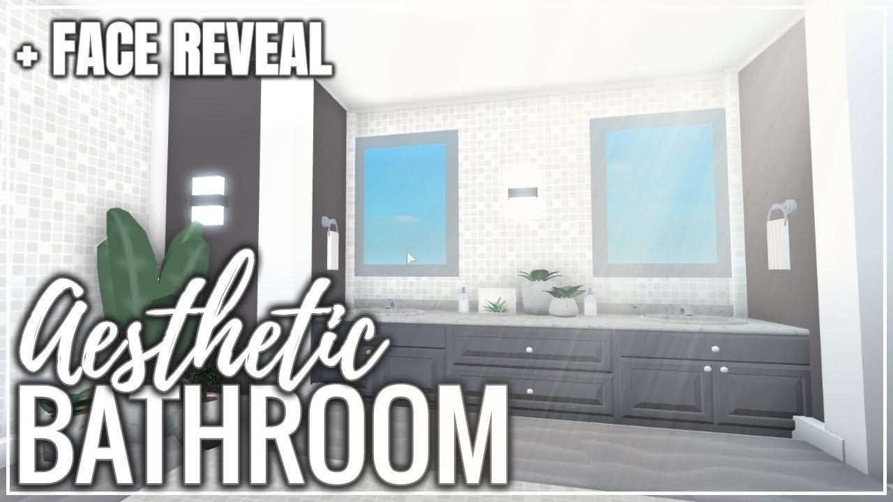 Bloxburg Aesthetic Bathroom Slubne Suknie Info