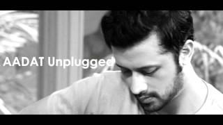 Aadat Cover Song | Atif Aslam |  Shaswat