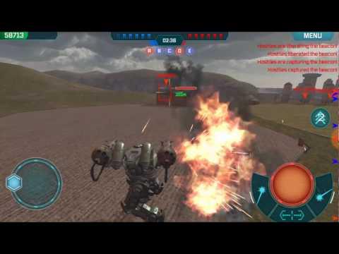 War Robots - Test Server 2.9.0 (224)