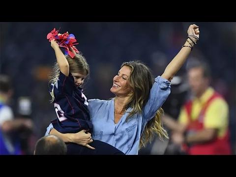 Gisele Bundchen Goes Completely NUTS Over Husband Tom Brady's Super Bowl Comeback Win