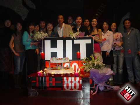 Tribute to Beijing's international radio station, hitfm88.7
