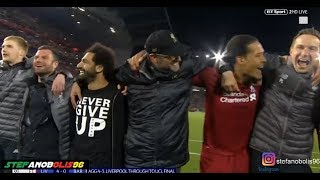 "Liverpool Vs Barcelona 4-0 ⚽ ""You'll Never Walk Alone"" - Champions League 2019 ⚽ HD"