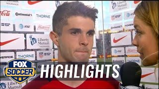 Christian Pulisic predicts win over Mexico at Azteca | 2017 CONCACAF World Cup Qualifying