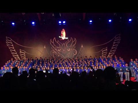 Hymne Phoenix || Lagu Angkatan Taruna Nusantara Angkatan 25 || Malam Gebyar TNXXV