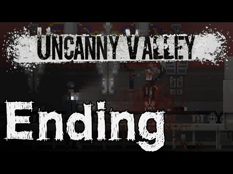Uncanny Valley Walkthrough Ending End