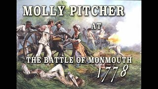 "Molly Pitcher scene ""Monmouth 1778: Battle for the North"" DVD- (HD)"