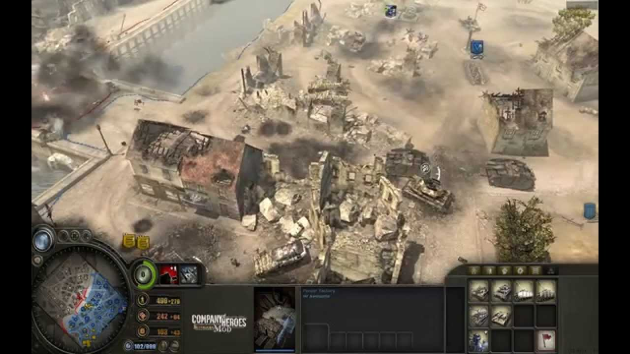 Lets play company of heroes bk mod map lyon german vs allies lets play company of heroes bk mod map lyon german vs allies defend bridge at all costs 12 youtube gumiabroncs Image collections
