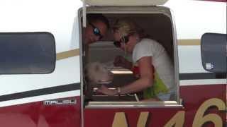 Pilots N Paws Lifeline Weimaraner Rescue