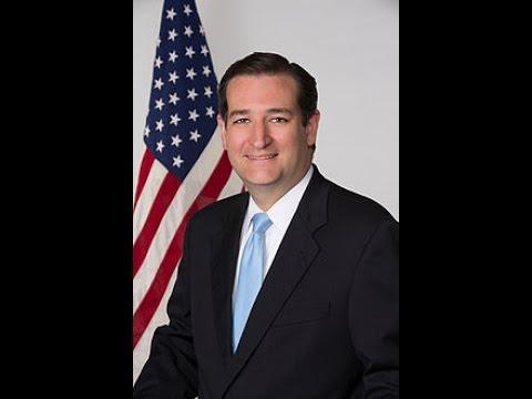 Senator Ted Cruz for President in 2016?