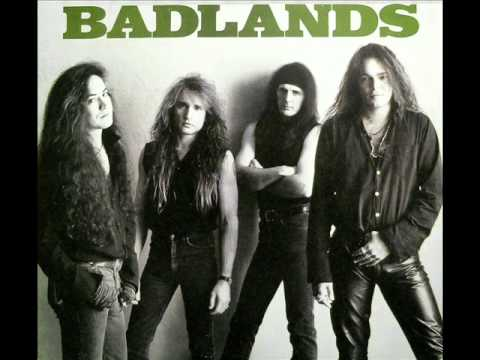 BADLANDS - Streets Cry Freedom  (CD quality)
