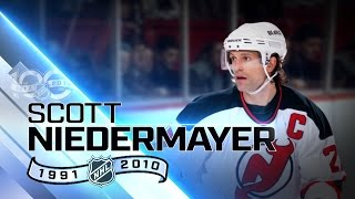 Scott Niedermayer was known for his smooth skating