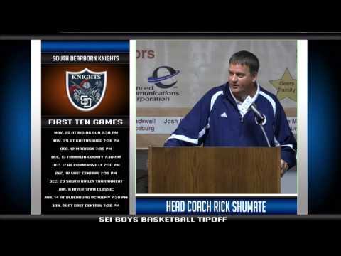 SOUTH DEARBORN  Rick Shumate