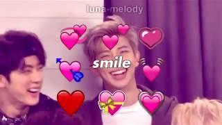 you so precious when you smile - namjoon ♡♡♡