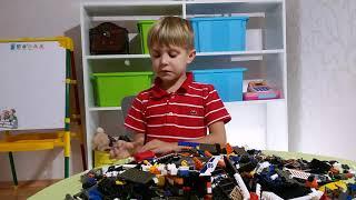 Лего-конструирование для дошкольников и младших школьников
