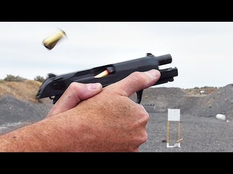 Beretta 96A1  40 S&W ease of shooting review - Full download