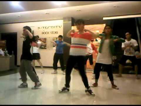 Unify Dance Practice.....
