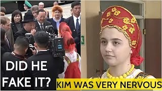 Did Kim Jong Un Try Bread & Salt Traditionally Offered To Guests in Russia?